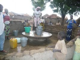 Gamboura Drought Relief, Cameroon - A Global Grant Project
