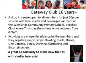 We support Gateway Club