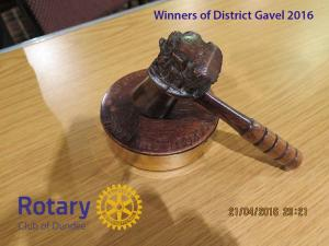 District Gavel Competition 2016