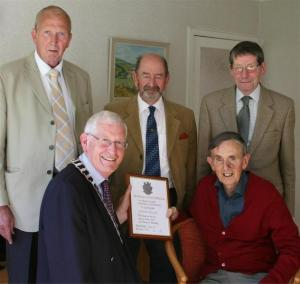 George Sinclair  - New Honorary Member