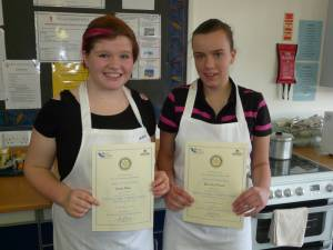 Rotary Young Chef Competition 2012