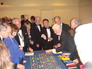 President's Night 7 April - Rotary Casino