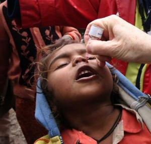 Eradicating Polio – a work in progress for more than three decades