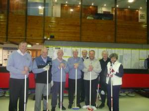 Harry Jack Curling Competition 2015