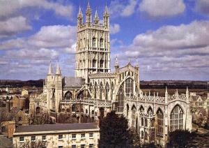 Visit to Gloucester Cathedral