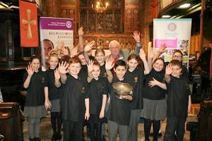 Primary School Choirs 2016