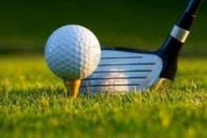 District Golf Competition