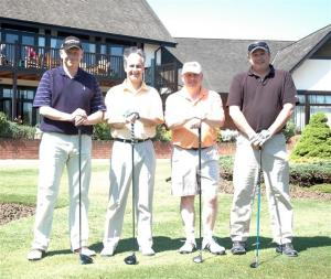 9th Annual Charity Golf Day