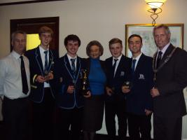 Schools Golf Competition