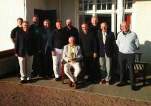 Members had an enjoyable round of golf at Panmure Barry for the club