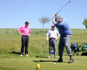 £2,500 raised at 2015 Golf Competition
