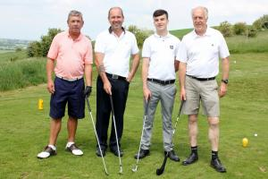 Charity Golf Day raises £2,500 for Inner Flame