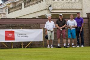 2014 Rotary Charity Golf Day sponsored by TMF Group.
