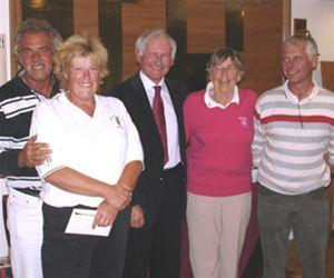 Golf Day in Association With Lanyon Bowdler - Evening Presentations May 6th 2011