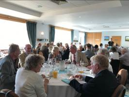 Fifth Monday Social at Hayling Island Golf Club