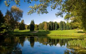 Join us on this beautiful parkland course - The Worcestershire
