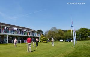 19th Annual Charity Golf Day: 20 May 2016