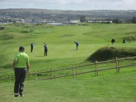 Charity Golf Day at West Cornwall GC