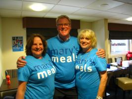 Treasure Trail Challenge for Mary's Meals