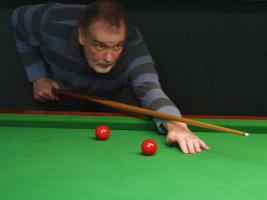 Competition Hot at the Snooker Club