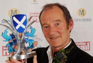 A Message From David Hayman - Spirit Aid