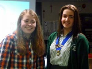 Greenbank Interact Club Handover Night