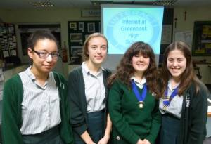 Greenbank Interact Handover Evening