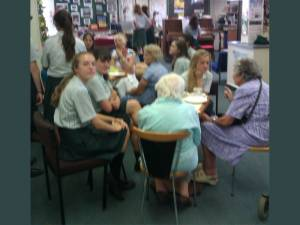 Greenbank Interact Club - Connel Court Afternoon Tea