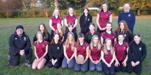 Keswick Rotary supports School Rugby Coaching