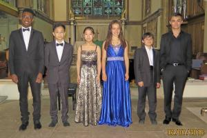 Rickmansworth Young Musician of the Year July 2016