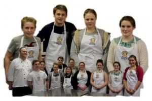 Young Chef - Dundee Schools Final