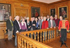 11 November 2010 - Club visit to the College of Arms