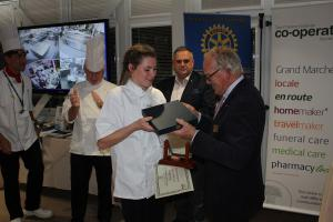 Young Chef 2018/19 - Guernsey Final (16 November 2018)