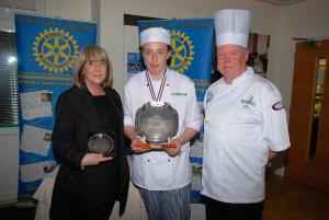 Young Chef 2015 - Guernsey Final (27 November 2015)