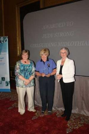 Rotary Club of Esk Valley Award for Organisational Support  2009