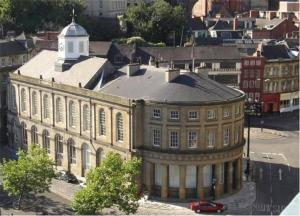 Guided Tour of Guildhall and Newcastle Quayside