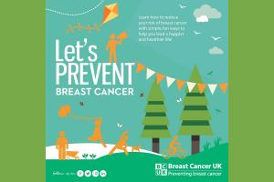 Year of Health & Wellbeing Event @ Oswestry Library - Breast Cancer UK