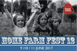 Home Farm Festival 12 - 9th-11th June 2017