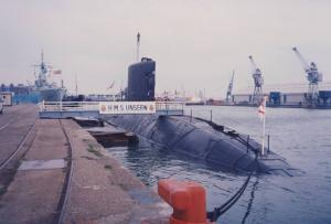 1994 HMS Unseen - March 1994