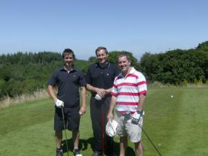 Golf Day July 2008