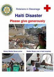 Providing emergency disaster relief