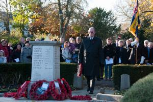 Halstead Remembrance Parade