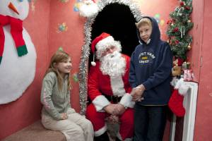 Rotary Christmas Activities in Halstead