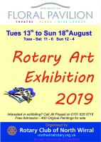 Rotary Art Exhibition