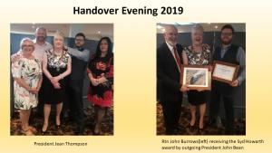 Handover / Partners night