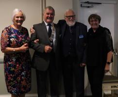 All Change at Taunton Rotary