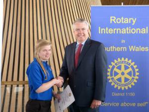 Young Writers excel in Rotary Competition