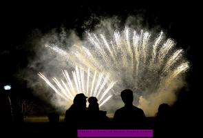 Ryde Rotary Fireworks Party at Haylands Primary School