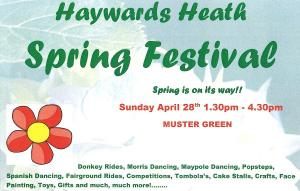 Haywards Heath Spring Festival