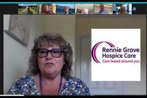 Video Speaker 17th July 2020 - Rennie Grove